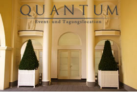 Eventlocation Quantum des Phantasialandes Brühl