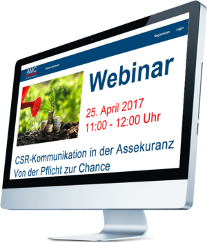 Webinar: CSR-Kommunikation 25.04.2017