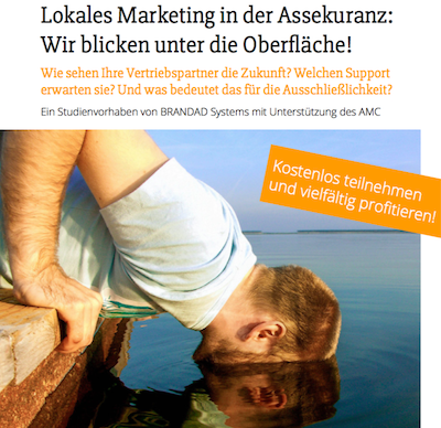 BRANDAD Systems: Lokales Marketing in der Assekuranz