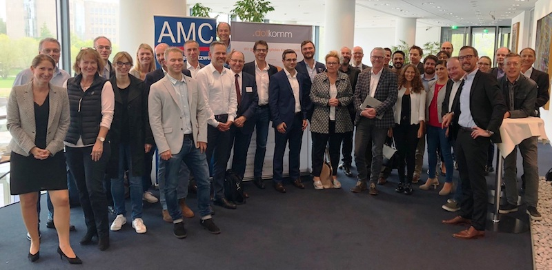 AMC-Forum Digitaler Vertrieb 2018