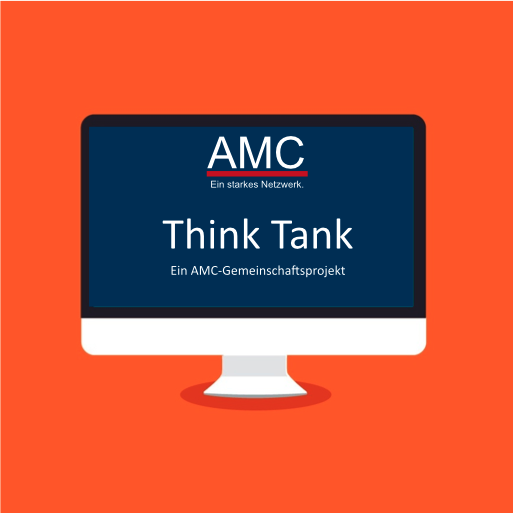 Webinar: AMC Think Tank, 10.03.2020, 16:00-17:00 Uhr
