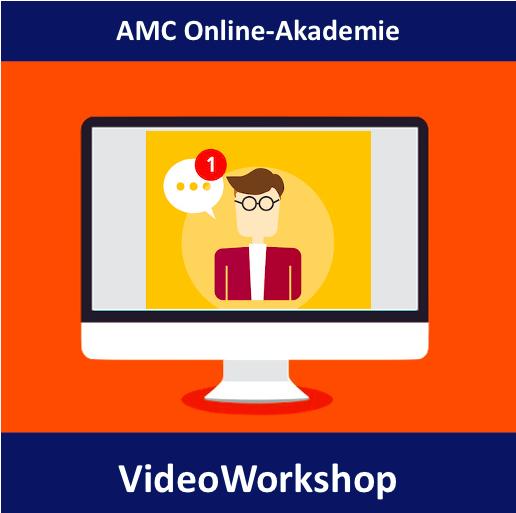 AMC-VideoWorkshop: Vom Einzelfall systematisch lernen
