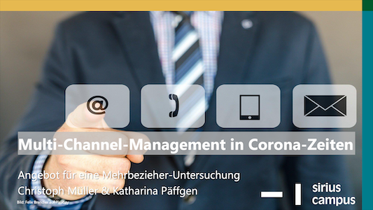 Sirius Campus: Multi-Channel-Management in Corona-Zeiten