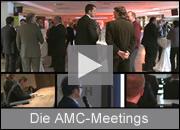 Die AMC-Meetings: Treffpunkt der Branche