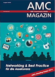 Magazin zum AMC-Meeting Herbst 2017: Ausgewählte Best Practices für die Assekuranz