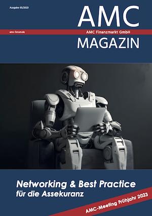 Magazin zum AMC-Frühjahrsmeeting 2021: Best Practices für die Assekuranz