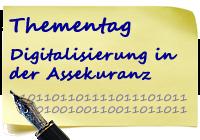 Digitalisierung in der Assekuranz
