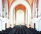 Veranstaltungsraum Alte Kirche im Collegium Leoninum