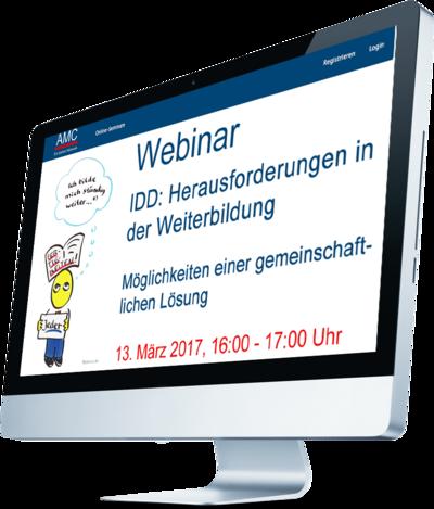 IDD und Weiterbildung