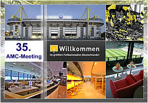 35. AMC-Meeting: Signal Iduna Park