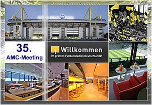 35. AMC-Meeting: Signal Iduna Park