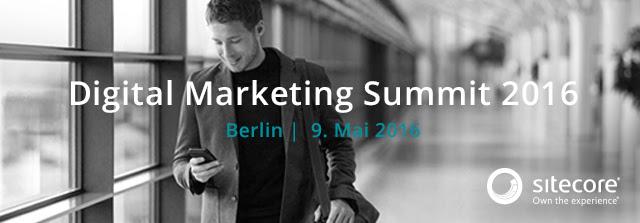 Sitecore Digital Marketing Summit